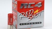 RC 4 RED SHOT SUPERNIK